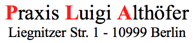 Praxis Luigi Althöfer